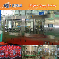 Pet Bottle Pure Water Rinsing-Filling-Capping Monoblock