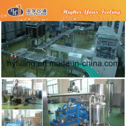 Full Automatic Glass Bottle Beer Washing-Filling-Capping Machine