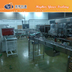 Beer Filling Machine for Glass Bottle