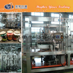Aluminium Can Energy Drink/Red Bull Filling/Sealing Machine