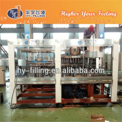 Pet Bottle Juice Hot Filling 3 in 1 Machine