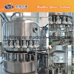 Full Automatic CSD Can Filling-Sealing Machine