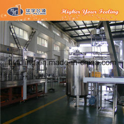Pet Bottled Pure Water Bottling Machine