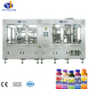High quality full automatic aseptic juice filling machine
